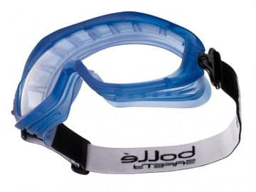 Atom PLATINUM® Safety Goggles Clear - Ventilated